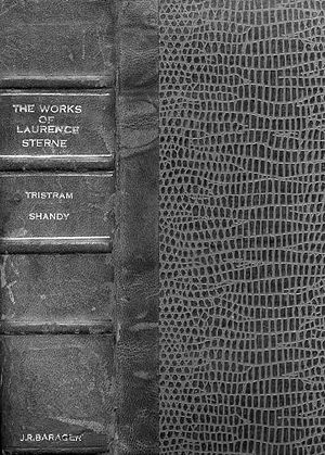 Sermons of Laurence Sterne - The Works of Laurence Sterne of 1851, containing his sermons
