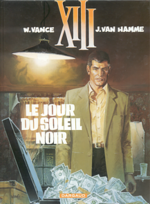XIII (Dargaud comic, no. 1 - front cover).png