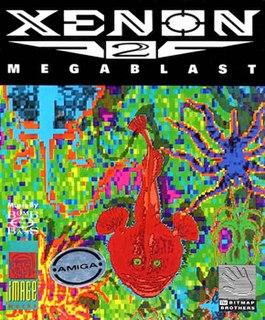 <i>Xenon 2: Megablast</i> 1989 shoot em up video game