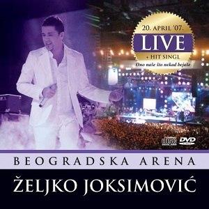 Koncert Beogradska Arena - Image: Zeljko Beogradska arena