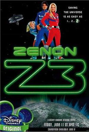 Zenon: Z3 - Promotional poster