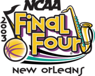 2003 NCAA Division I Men's Basketball Tournament - 2003 Final Four logo