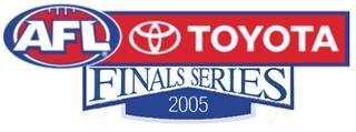 2005 AFL finals series