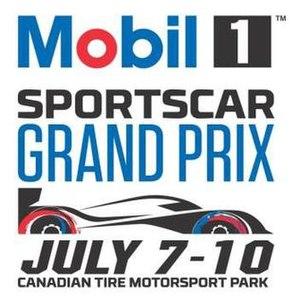 2016 SportsCar Grand Prix - Image: 2016Sports Car Grand Prix Logo
