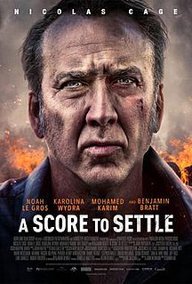 <i>A Score to Settle</i> 2019 film by Shawn Ku