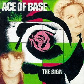 The Sign (album) - Image: Aceof Base The Sign Albumcover