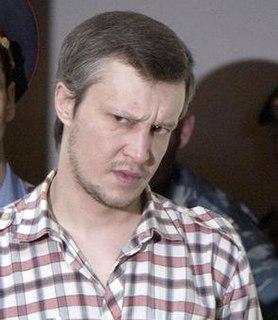 Alexander Pichushkin Russian serial killer