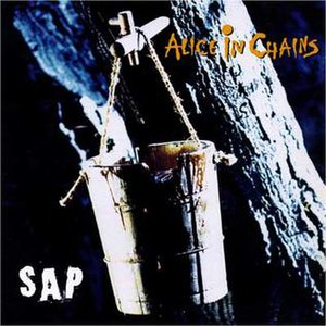 Sap (EP) - Image: Alice in Chains Sap