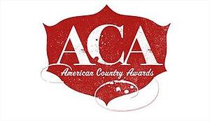American Country Awards - Awards show logo