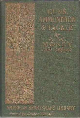 American Sportsman's Library - Trade Edition Volume Cover