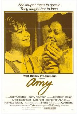 Amy (1981 film) - Image: Amy 1981 Film
