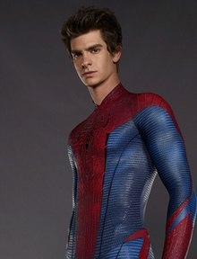 Peter Parker The Amazing Spider Man Film Series Wikipedia