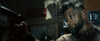 Klaw (Marvel Comics) - Andy Serkis as Ulysses Klaue in Avengers: Age of Ultron.