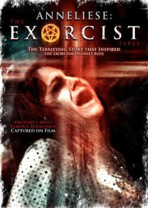 Anneliese: The Exorcist Tapes - DVD cover