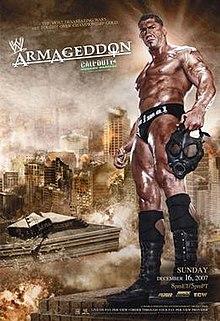 Image result for wwe armageddon 2007