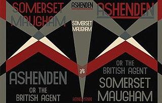<i>Ashenden: Or the British Agent</i> literary work
