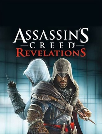 Assassin's Creed: Revelations - Image: Assassins Creed Revelations Cover