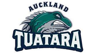 Auckland Tuatara - Image: Auckland tuatara logo