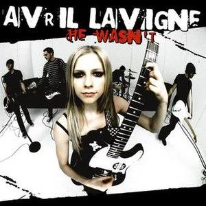 He Wasn't - Image: Avril lavigne he wasn't single