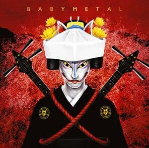 Megitsune - Image: BABYMETAL Megitsune (cover)