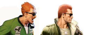 Bionic Commando Rearmed 2 - Image: BCR spencer Comparison
