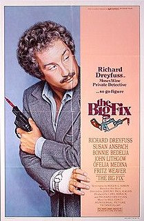 <i>The Big Fix</i> (1978 film) 1978 film