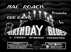 Birthday Blues - Image: Birthday blues