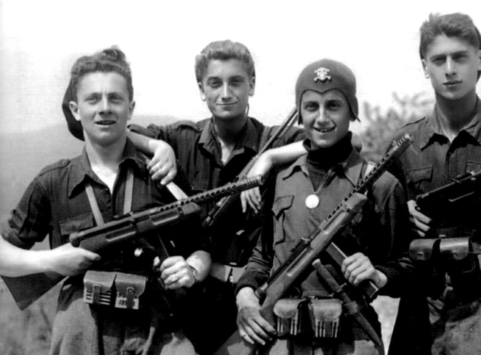 Black Brigades Soldiers
