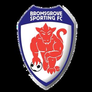 Bromsgrove Sporting F.C. - Image: Bromsgrove Sporting logo
