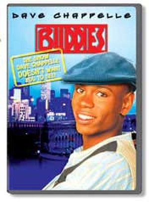 Buddies (TV series) - DVD cover