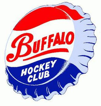 Buffalo Bisons (AHL) - Image: Buffalo bisons pepsi logo