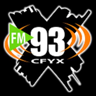 CFYX-FM - Image: CFYX FM logo