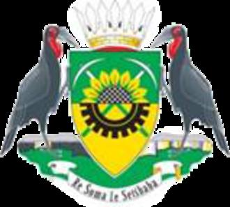 Capricorn District Municipality - Image: Capricorn Co A