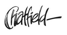 Signature of cartoonist Chatfield
