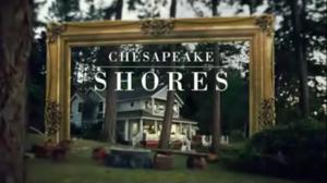 Chesapeake Shores - Image: Chesapeake shores title card