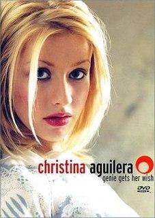 <i>Genie Gets Her Wish</i> 1999 video by Christina Aguilera