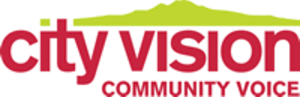 City Vision (political ticket) - Current City Vision logo
