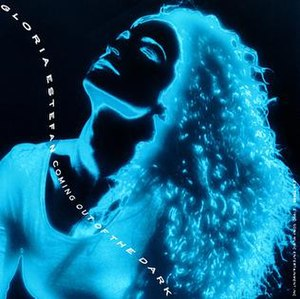 Coming Out of the Dark - Image: Coming Out Of The Dark USA Promo CD Cover