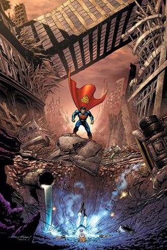 Lightray (DC Comics) - Image: Countdown 48