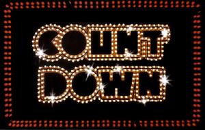 Countdown (Australian TV series) - Countdown logo
