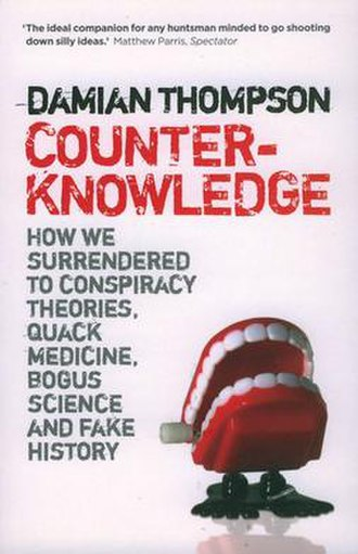 Counterknowledge - Paperback cover