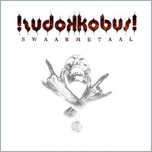 Swaar Metaal - Image: Cover of Kobus! album, Swaar metaal