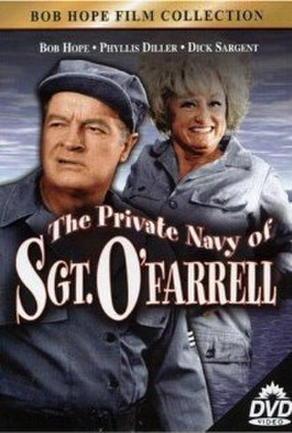The Private Navy of Sgt. O'Farrell - DVD cover