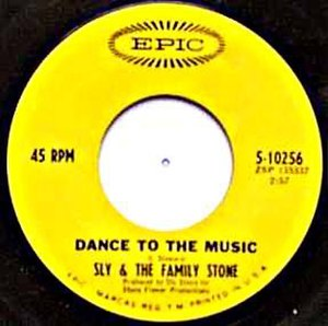 Dance to the Music (song)