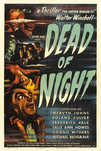 Dead of Night - American theatrical release poster