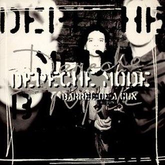Barrel of a Gun (Depeche Mode song) - Image: Depeche Mode Barrel Of A Gun