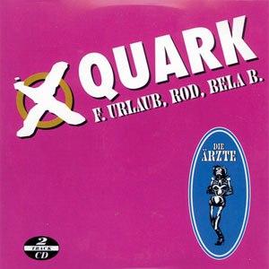Quark (song) - Image: Die Arzte Quark Cover