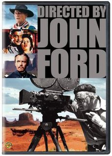 <i>Directed by John Ford</i> 1971 film by Peter Bogdanovich