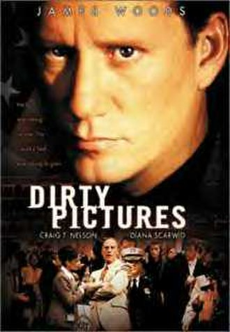 Dirty Pictures - DVD cover