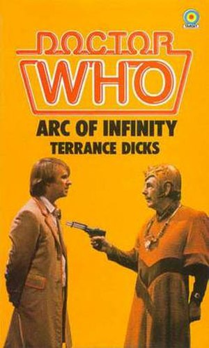 Arc of Infinity - Image: Doctor Who Arc of Infinity